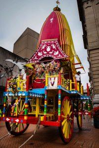 Jagannath's Chariott