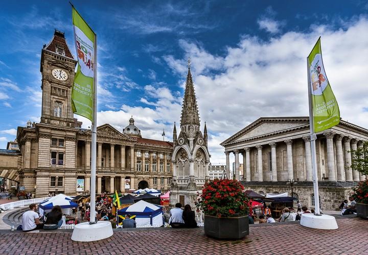 Birmingham International Food Fair 2013