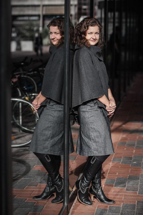 Brum Street Style Project - trending grey