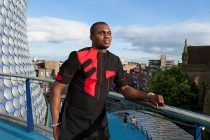 Brum Street Style Project - Ndukwe