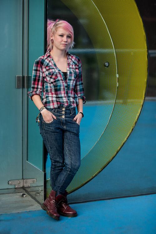 Brum Street Style Project photo - teen Americana