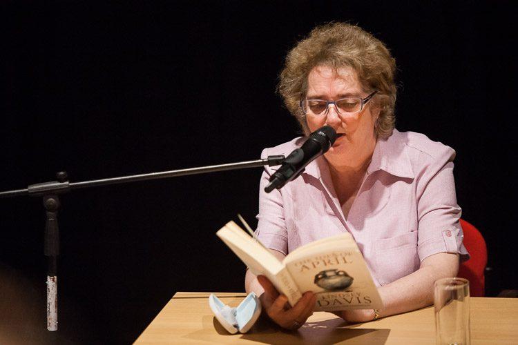 Lindsey Davis Talk at the Library of Birmingham