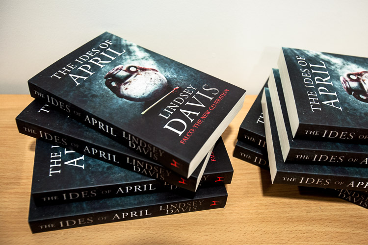 The Ides of April paperback - photo