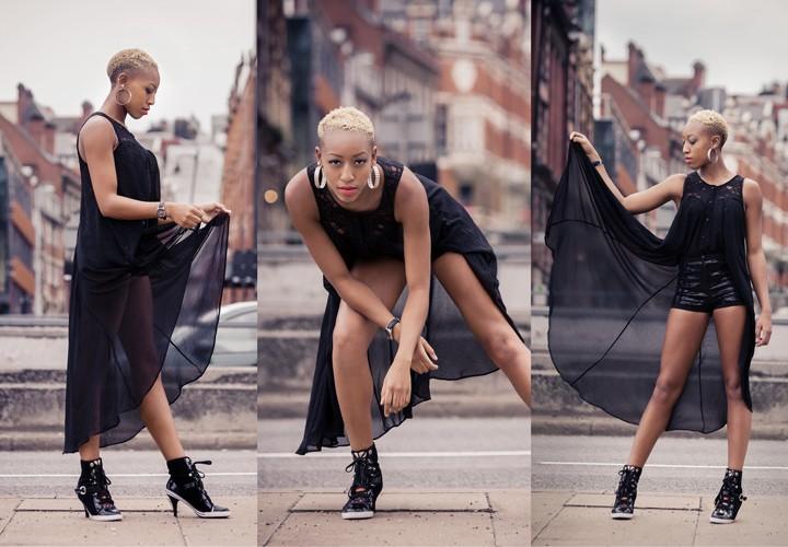 Birmingham photo session - Chante's cityscape (Part 4)