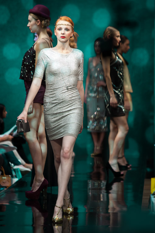 Reiss dress at the Show: Ten at Bullring Birmingham