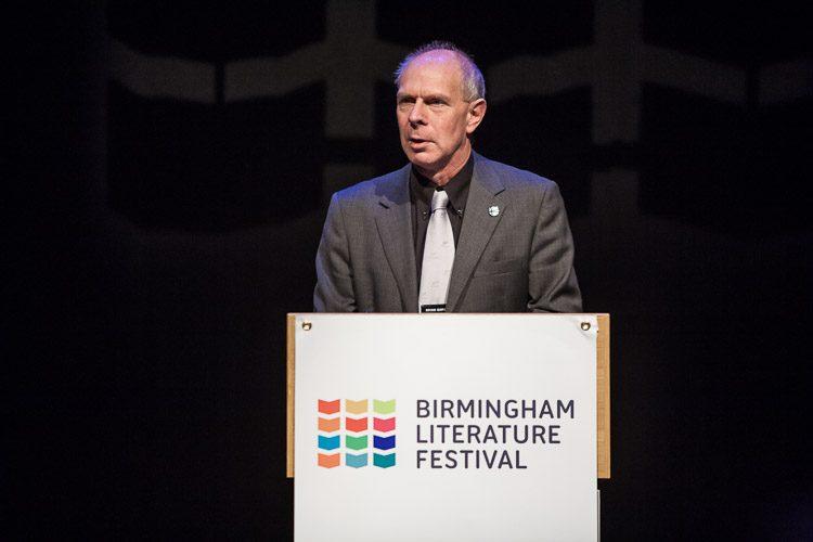 Birmingham Literature Festival launch and naming new Poet Laureate
