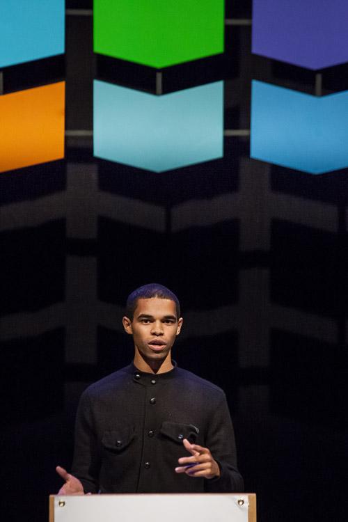 Birmingham Poet Laureate 2012-13 Stephen Morrison-Burke