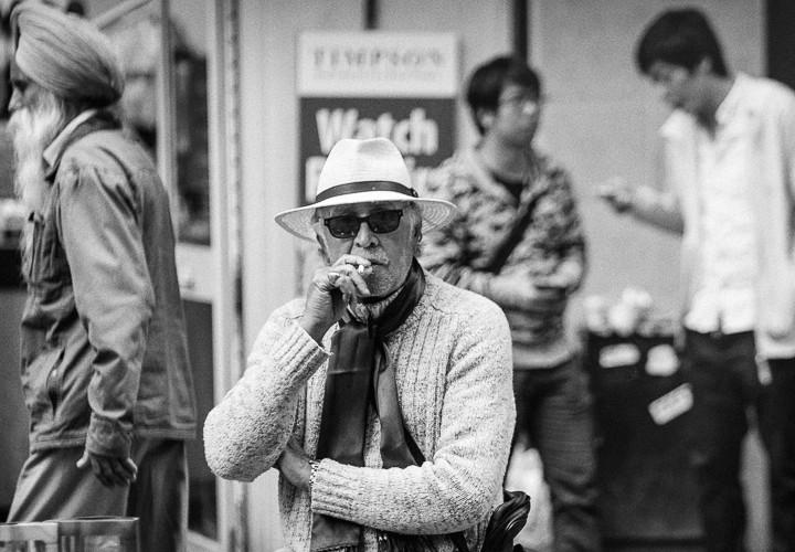 Urban life - Birmingham cultural diversity and street photography