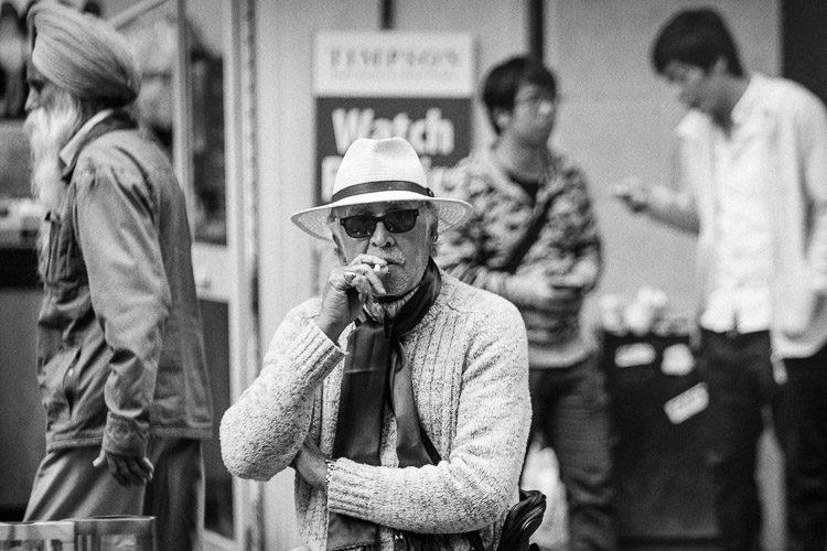 Urban life – Birmingham cultural diversity and street photography