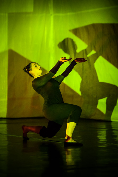 Echolalia choreographed by Sonia Sabri