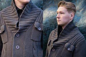 Birmingham Street Style Project menswear knitwear