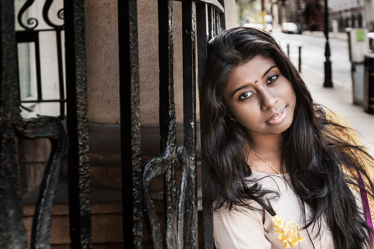 Birmingham portrait photography session