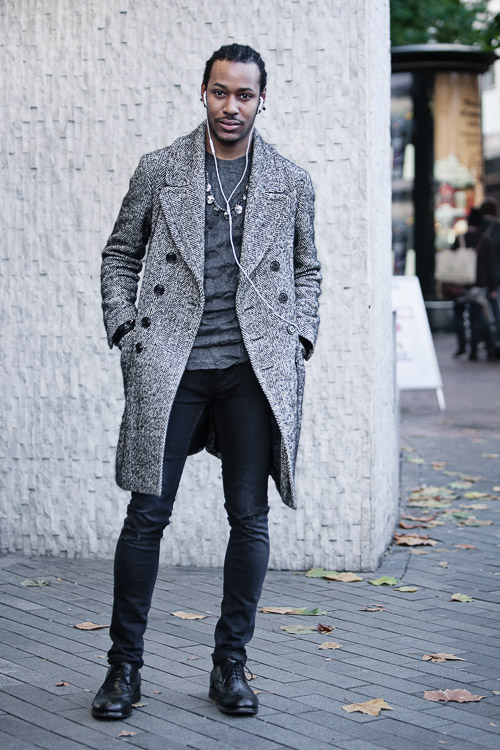 Birmingham Street Style Project Damion