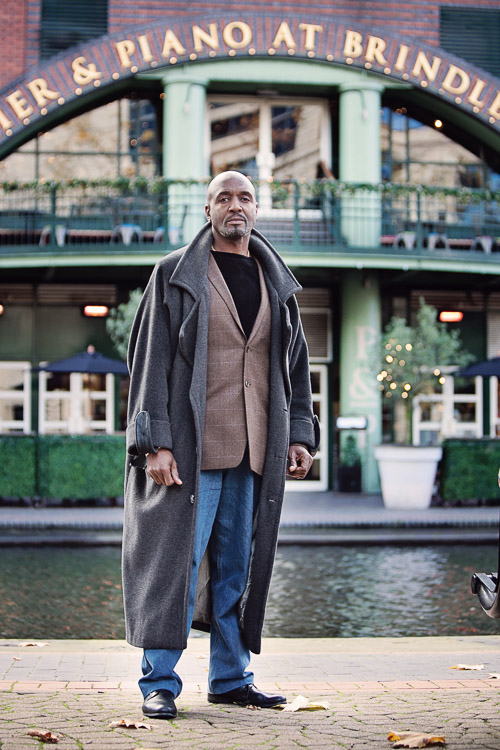 Birmingham Street Style Project Willard Wigan