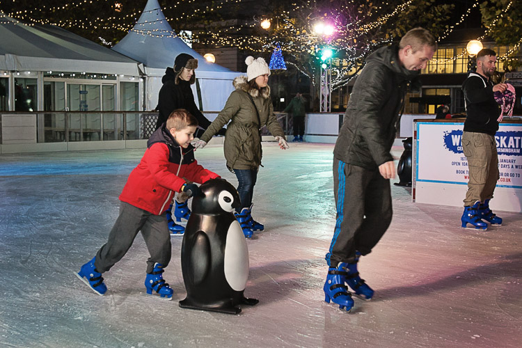 Birmingham Winter Skate 2013