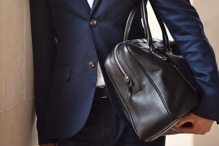 Urban men bag for documents