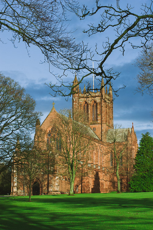 Crichton Memorial Church in Dumfries