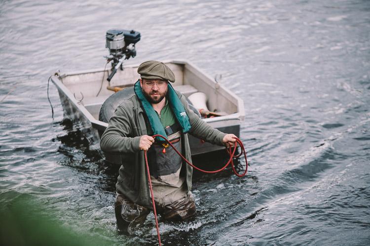 Boatman on the Nith