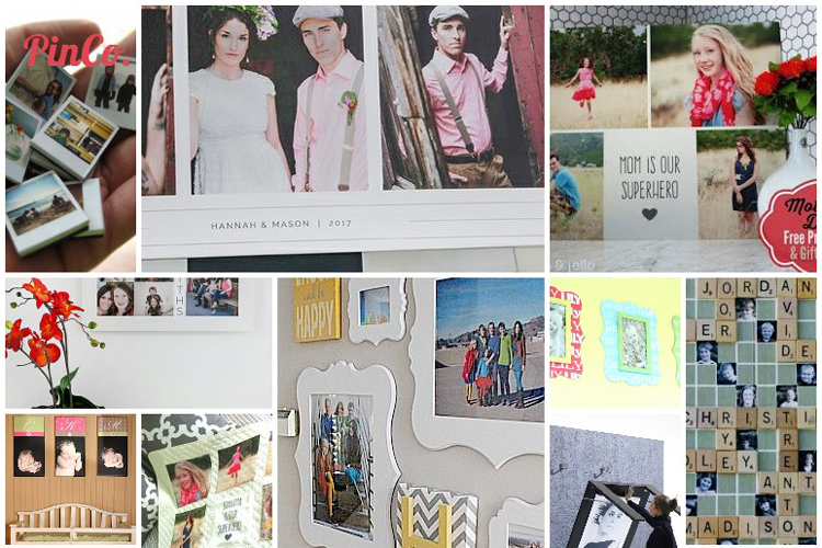 Living with Your Photographs Pinterest board updated