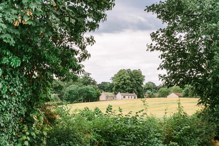 A field along Kingholm Loaning