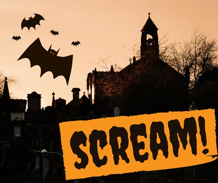 Happy Halloween! Scream!
