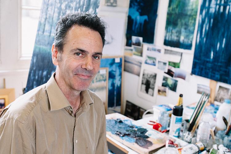 William Spurway, landscape artist