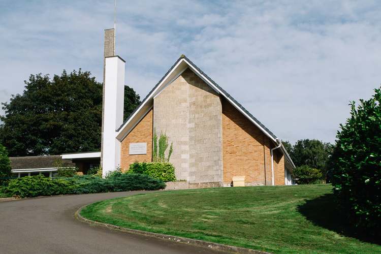 The Church of Jesus Christ of Latter-Day Saints offered their hall as D&G Refugee Action drop off zone in Dumfries