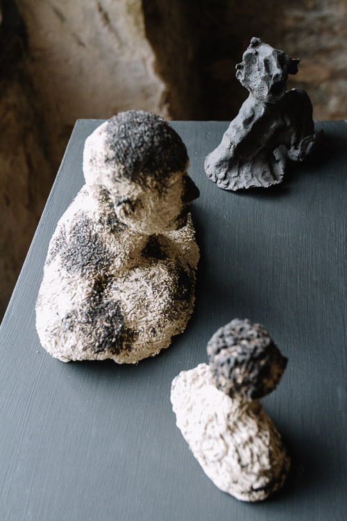 Sculptures by Alex Sharpe