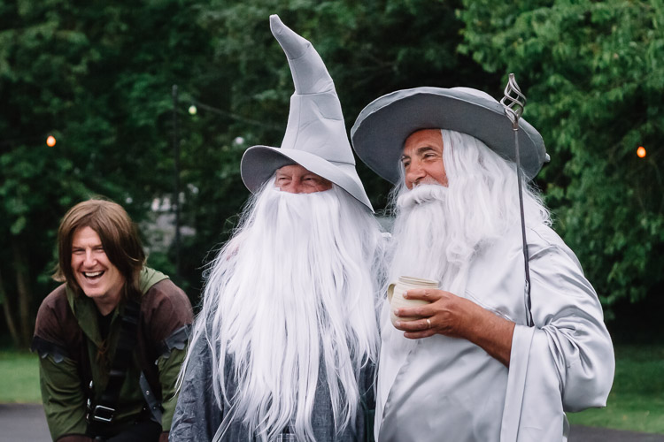 The more Gandalfs the merrier!