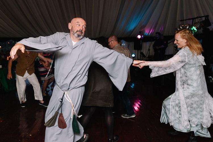 Ceidlidh dancing