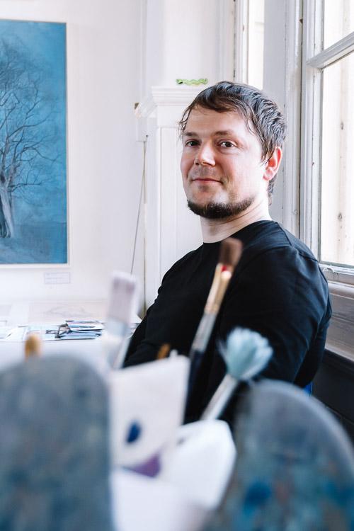 Steven Burnie (Studio 56)