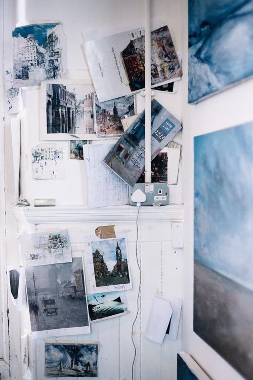 The inspiration corner