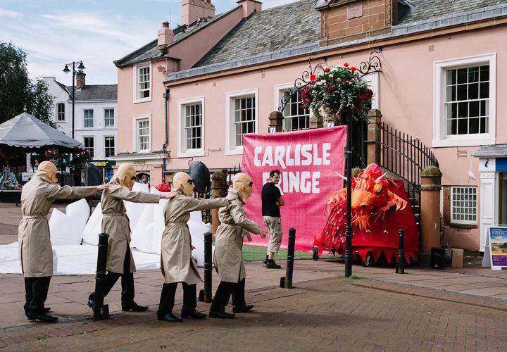 Carlisle Fringe 2016