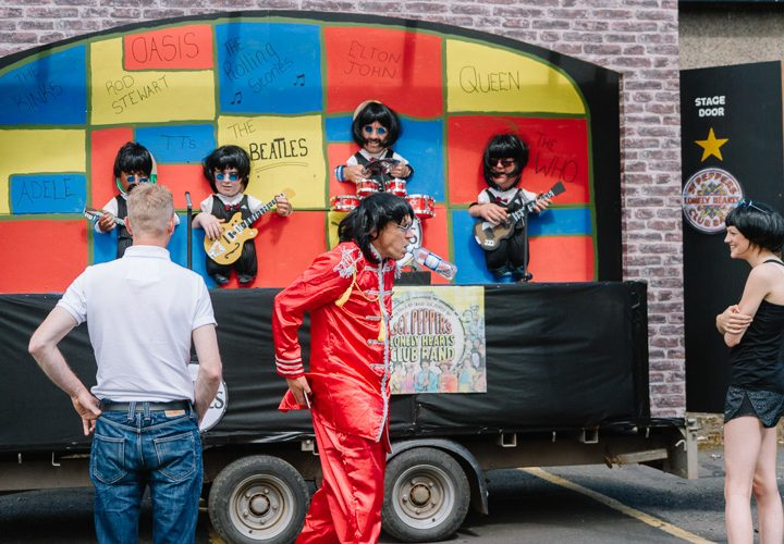 Guid Nychburris Parade 2017