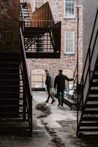 Dumfries back alleys