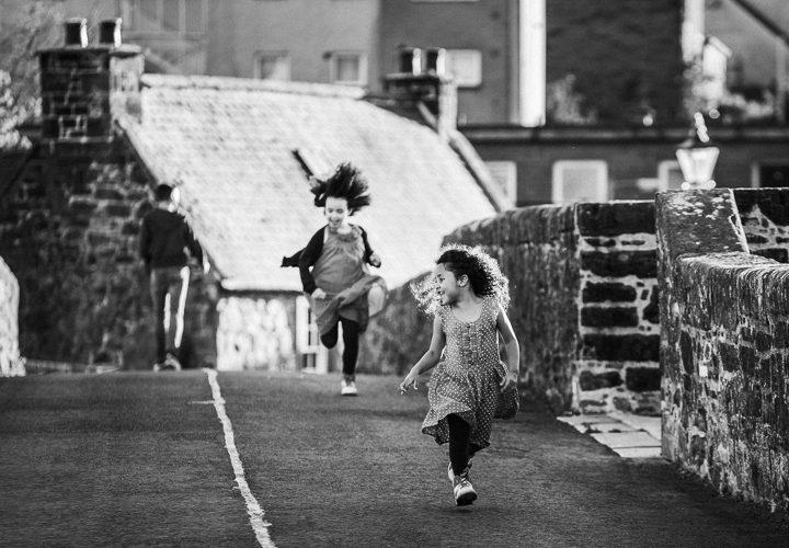 Moxie & Co - black and white lifestyle urban portraits (Part 3)