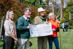 A record £37,000 raised for Maggie's cancer care centres
