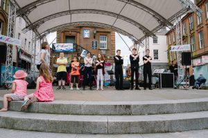 Scottish Ensemble with Dumfries Music Strings