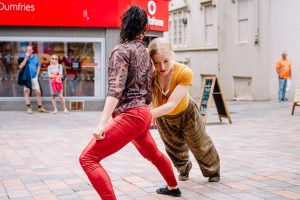 Fragments of Love - exploring LGBT themes in dance