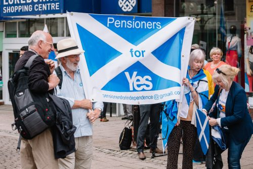 Pensioners for Yes