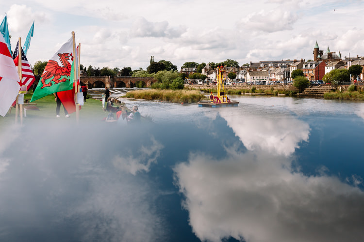 Nithraid 2018 - the 6th instalment of the popular Dumfries river fest
