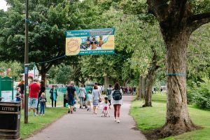 Nithraid crowd moves to Dock Park for Double Down Disco