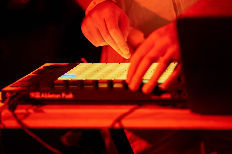Electronic keys  by Future Get Down Band