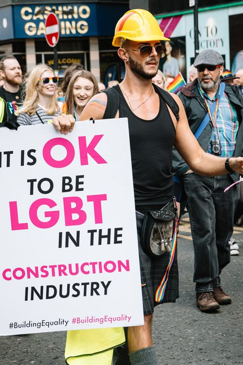 Builders for LGBTQ equality