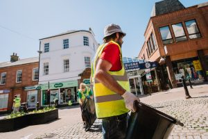 Doon Toon Army volunteers to clean Dumfries town centre