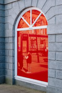 Conversations in a red window