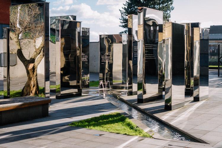 Arandora Star Memorial Garden