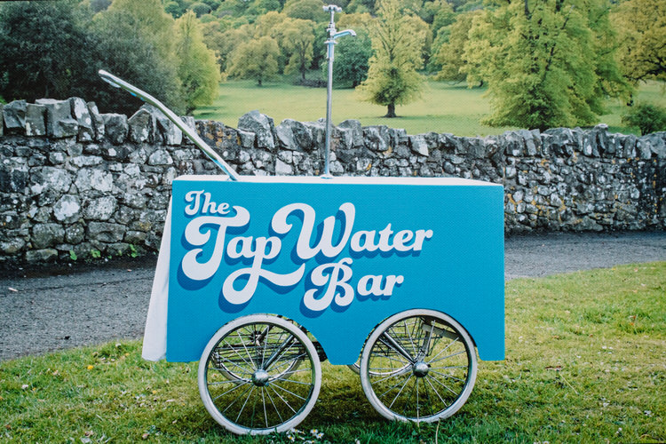 The Tap Water Bar to travel across Edinburgh city centre and offer pure Scottish water on draught by Robyn Young